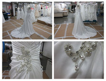 Wedding Dress / Bridal Gown Quality Inspection before Shipment / Third Party Inspection Service / Well-Trained QC