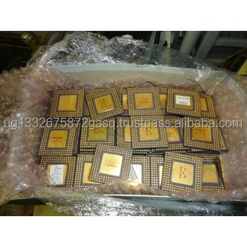 100% Intel Pentium Pro Ceramic CPU,CPU CERAMIC PROCESSOR SCRAPS , RAM SCRAP FOR Sale