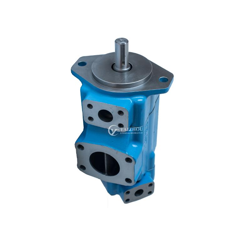 High Pressure Eaton Vickers V VQ Series Hydraulic Double Oil Vane Pump