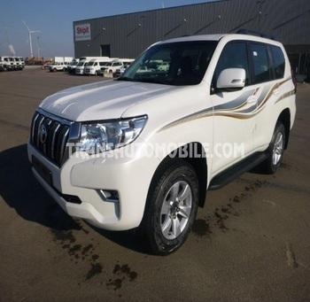 Toyota Land Cruiser 150 Prado 3 0l Td Tx L 7 Diesel 2018 Ref 2202