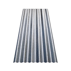 Cheap Price China Steel Gi Corrugated Iron Sheet
