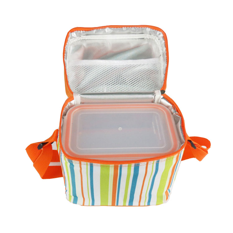 China Leverancier Aangepaste Picknick Bier Thermische Polyester Theramal Geïsoleerde Lunch Geïsoleerde Tote Ice Cooler Tassen