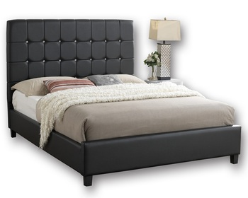 tufted bedroom furniture. LEATHER CRYSTAL TUFTED BED INFI 2896 QUEEN FRAME Tufted Bedroom Furniture Y