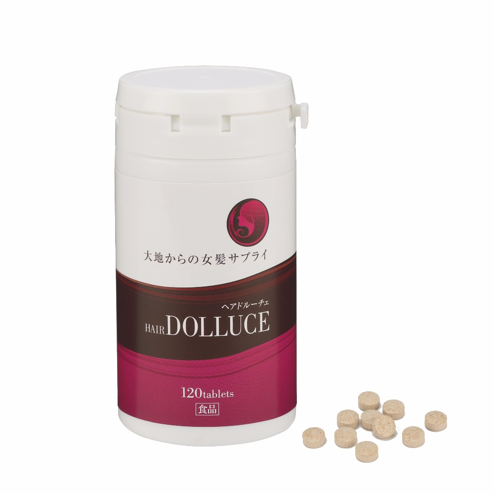 Hair Dolluce, Patented Restoration Supplement Hair Regrowth For Wholesale