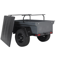 MANLEYORV enclosed cargo trailer
