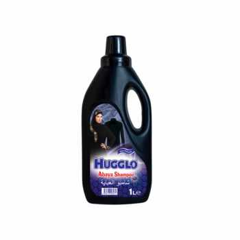 HUGGLO BLACK ABAYA IN DUBAI 1000 ML Made in Turkey