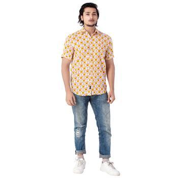 Playa De Algodón Impreso Camisa De Los Hombres Buy Camisa De Vestir De Playacamisa De Algodóncamisa Impresa De Algodón Product On Alibabacom