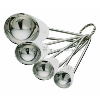 Hot selling high quality Stainless Steel Measuring Spoon