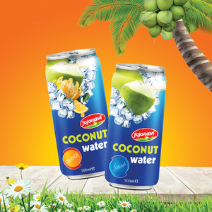 500ml refreshing health tender coconut water JOJONAVI beverage brands