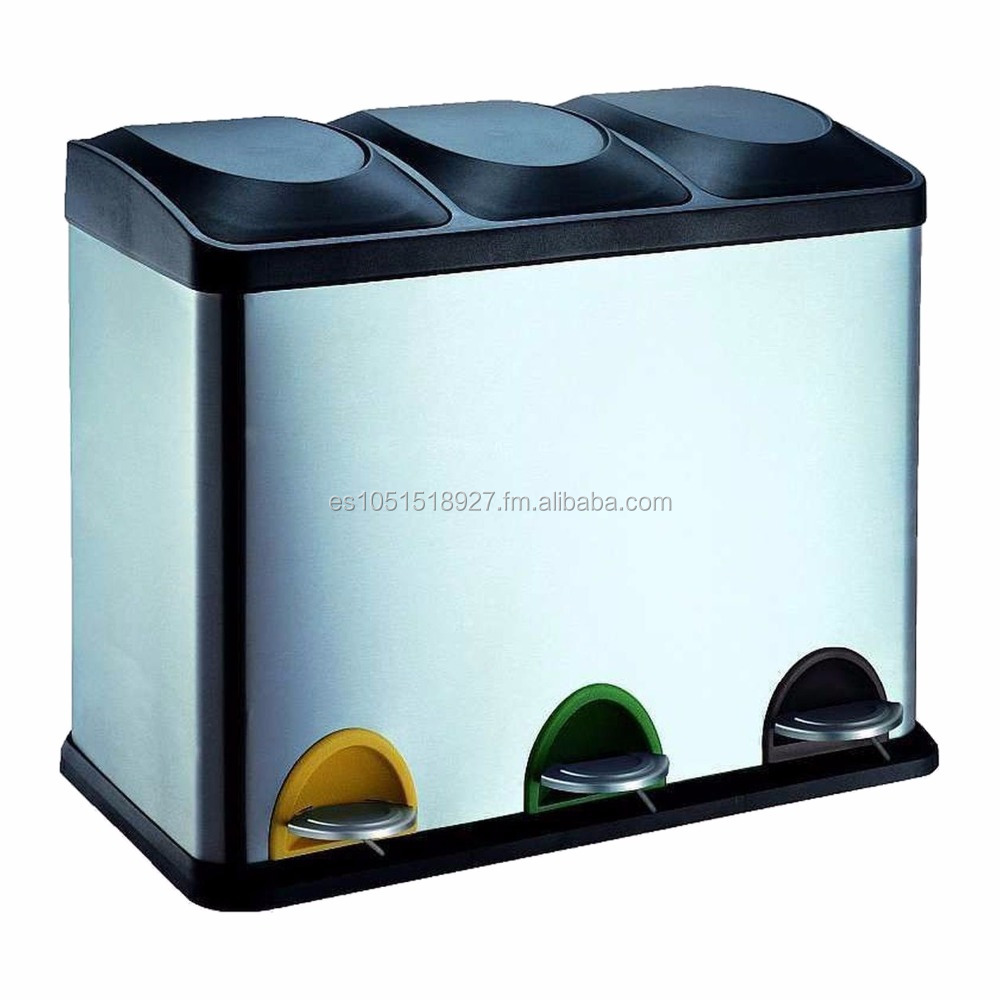 3 Compartment Recycle Bin, 3 Compartment Recycle Bin Suppliers and ...