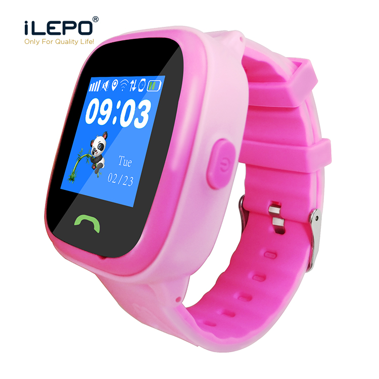 GPS Smart Watch Waterproof Fitness Tracker LBS GPS Waterproof Baby SOS Children Smart Watch Kids Watch GPS фото