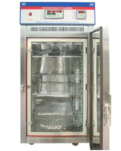 Photo Stability Chamber as per ICH guidlines for Pharmaceutical testing and research studies