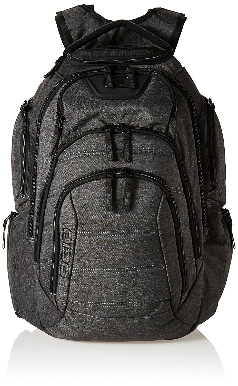 Ogio Raven Black Patch Backpack Balfour