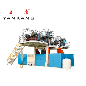 Extrusion Blow Making Mould Machine For Hdpe Tank