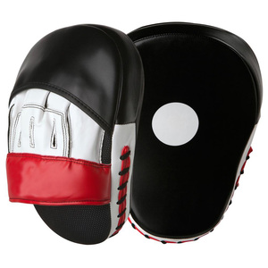 High Quality Martial Art Boxing Punching Mitt Focus Pads Kicking Pad cheap  boxing gloves Manufacturer in Pakistan DG-2039