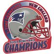 New England Patriots Super Bowl 39 Champions Acrylic Magnet