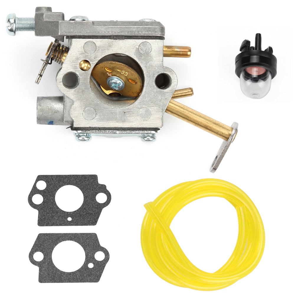 Harbot Carburator Fuel line Kit For Homelite UT-10532 UT-10926 UT-10516 D3300 D3800 N3014 B2216CC 33CC RYOBI RY74003D Chainsaw 300981002 C1Q-H42 C1Q-601 A09159 000998271 A09159A