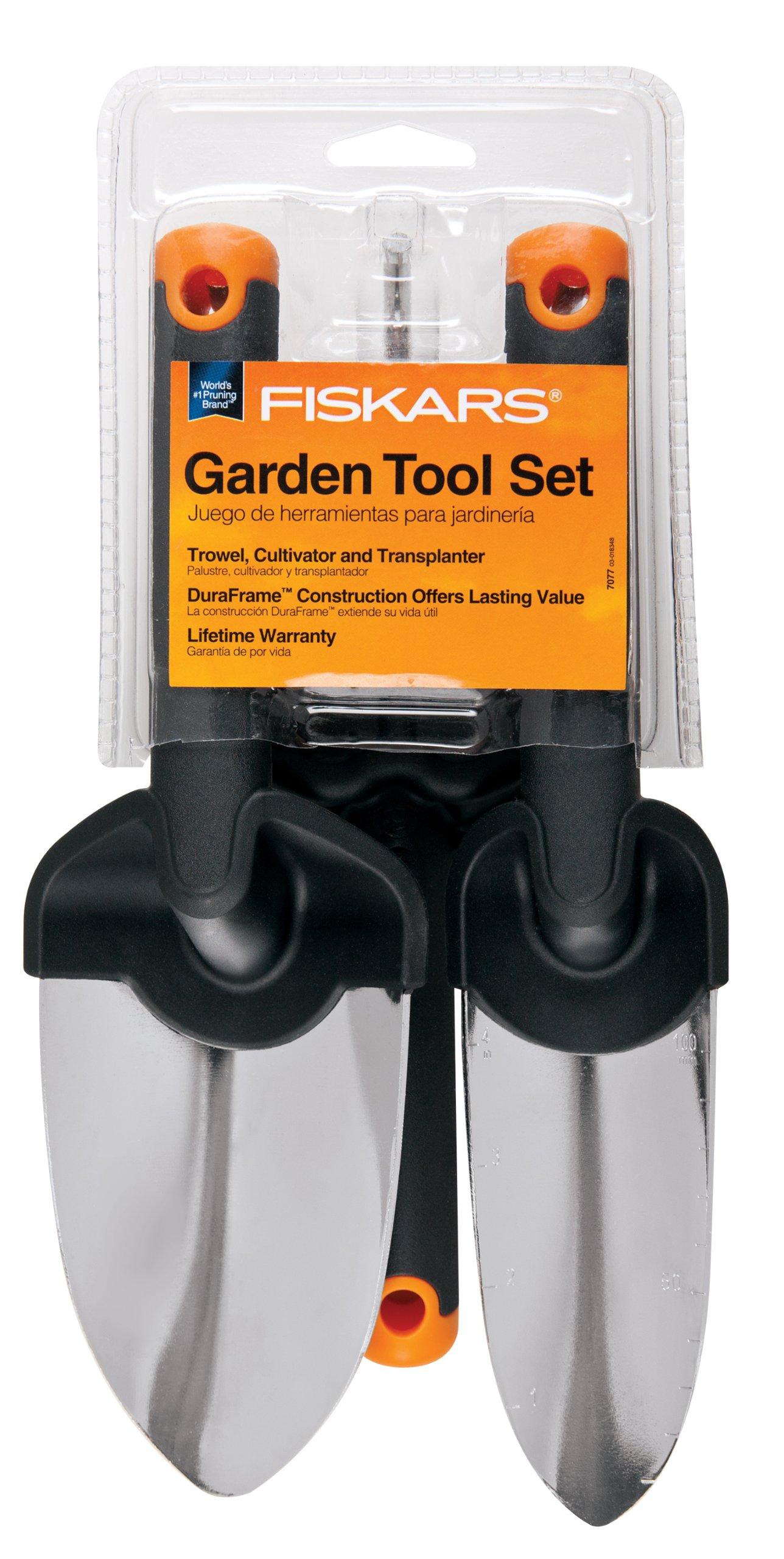 FISKARS Hand Tool Gardening Set