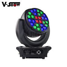 Bee Eye 28*25 W RGBW 4in1 RGBW ล้าง zoom moving LED Stage Light moving head beam