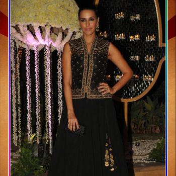 5462920617 Exclusive Ethnic Indian Latest Black color Bollywood Designer lehenga Saree  Party Wear dress
