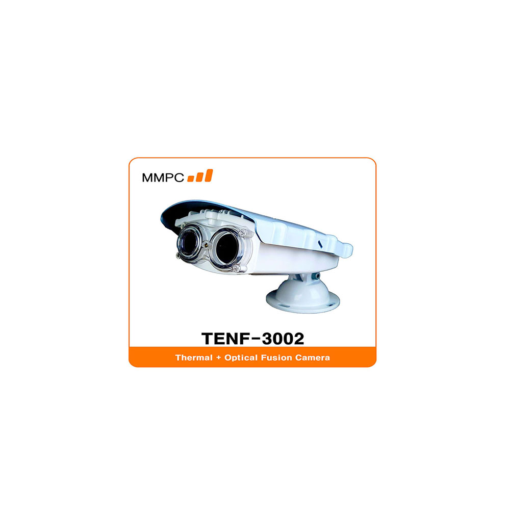 Top selling High quality resolution good focus manual Fusion Network thermal cctv camera