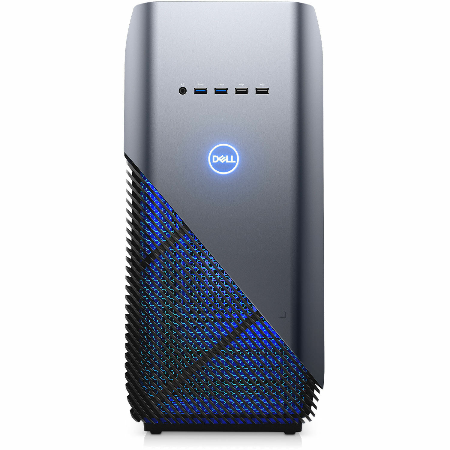 Utmost-Spic-And-Span-Dell Inspiron 5680 Core i7-8700 Nvidia GeForce GTX 1080 8GB Gaming Tower Desktop