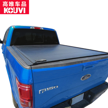 Kv8805 Pickup Truck Bed Retractable Tonneau Cover For Ford F150 5 5 View Retractable Tonneau Cover Kouvi Product Details From Wenzhou Kouvi Hardware Products Co Ltd On Alibaba Com