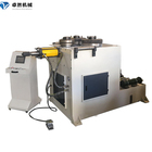 Chinese manufacturer GY100NC pipe roller bending machine