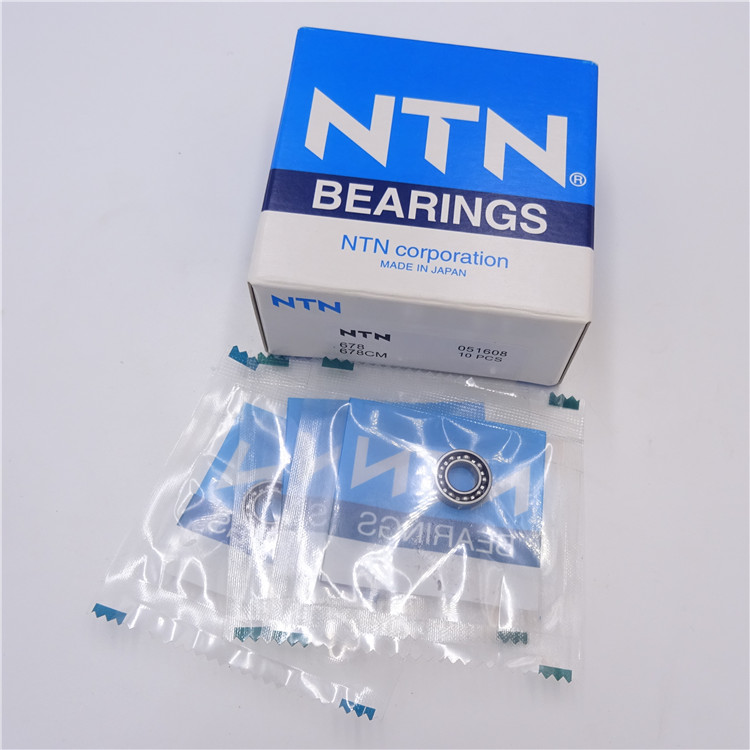 NTN brand High precision 10 pcs 16 x 8 x 5mm skateboard bearings 688zz