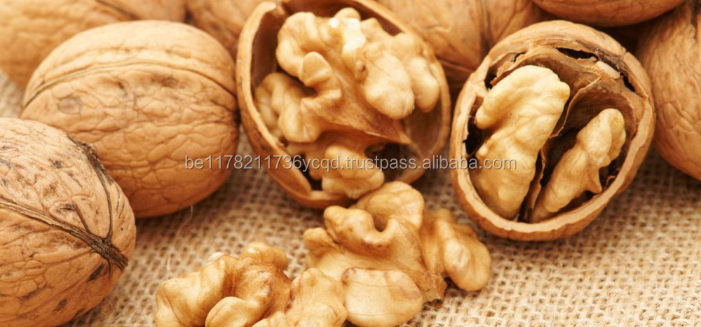 Walnut kernel natural thin skin big size supllier