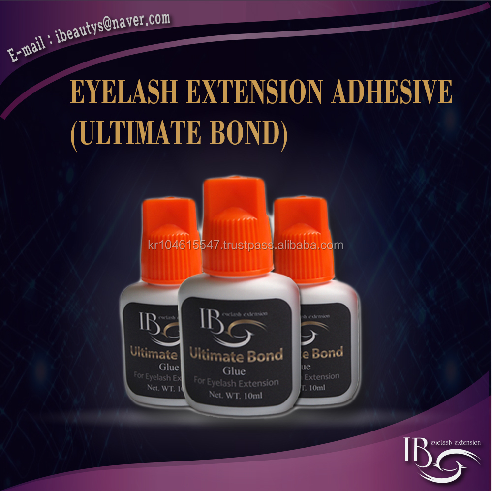I-BEAUTY Wimper Extension Lijm-Ultimate bond 10 ml