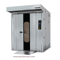 Rotary Rack Oven with Diesel for 60x80 cm or 60x90 cm trays- European Quality Bakery Machinery