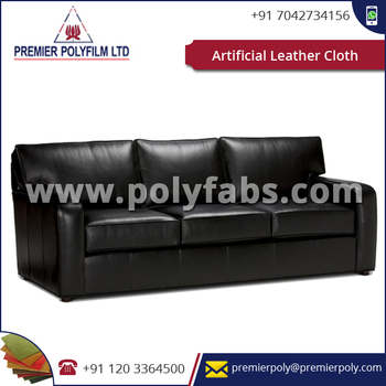 Waterproof Synthetic Leather Fabric For Sofa