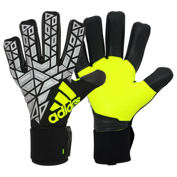 Flour Goalkeeper Gloves Insect Logo Best Quality Finger Save Goalkeeper Gloves Wholesaler Pakistan