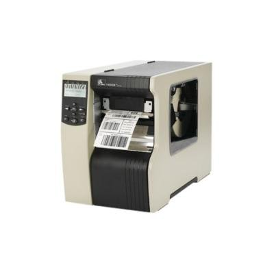 Zebra 140Xi4 Direct Thermal/Thermal Transfer Printer - Monochrome - Desktop - Label Print (140-8K1-00000)