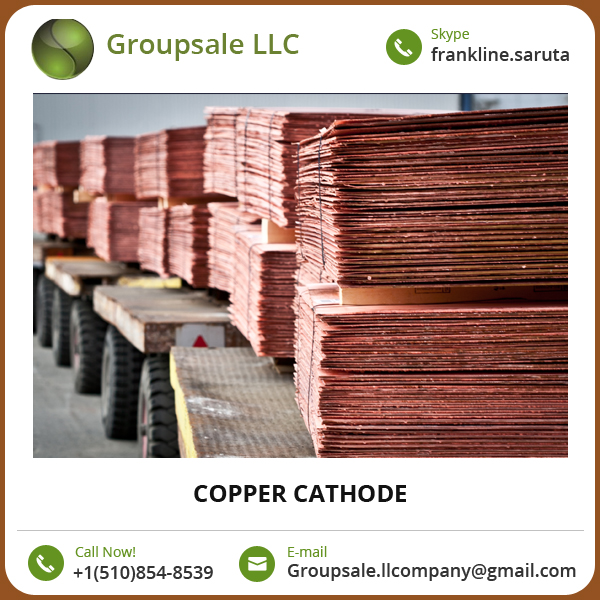 Copper Cathode/ Copper Cathode Available for Bulk Buyers