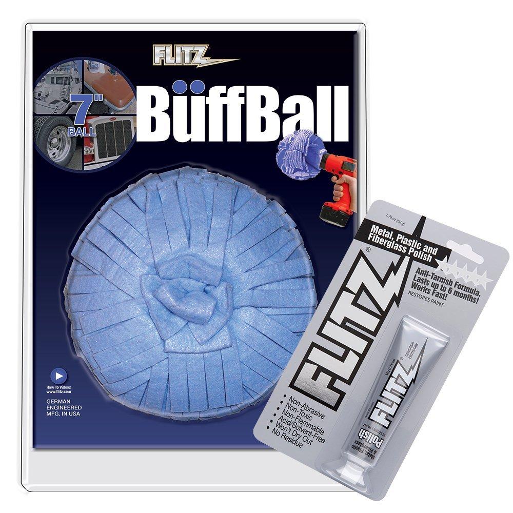 Buy Flitz Flitz Metal Plastic/Fiberglass Polish 1 76Oz Tube