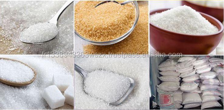 ICUMSA 45 RBU сахар свеклы, ICUMSA 45 тростниковый сахар и ICUMSA 150 сахар для африканских импорт