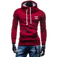 Spring Autumn Hoodies Men Fashion Brand Pullover Solid Color Turtleneck Sportswear Sweatshirt Men'S Tracksuits hoodie 2019 New
