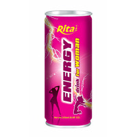 Energy Drink for Woman