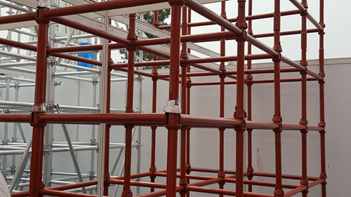 used cuplock scaffolding system for sale for build construct