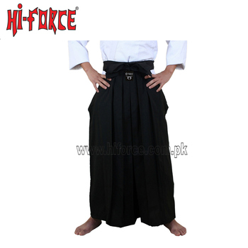 Cotton Hakama Pant Kendo Aikido Uniform