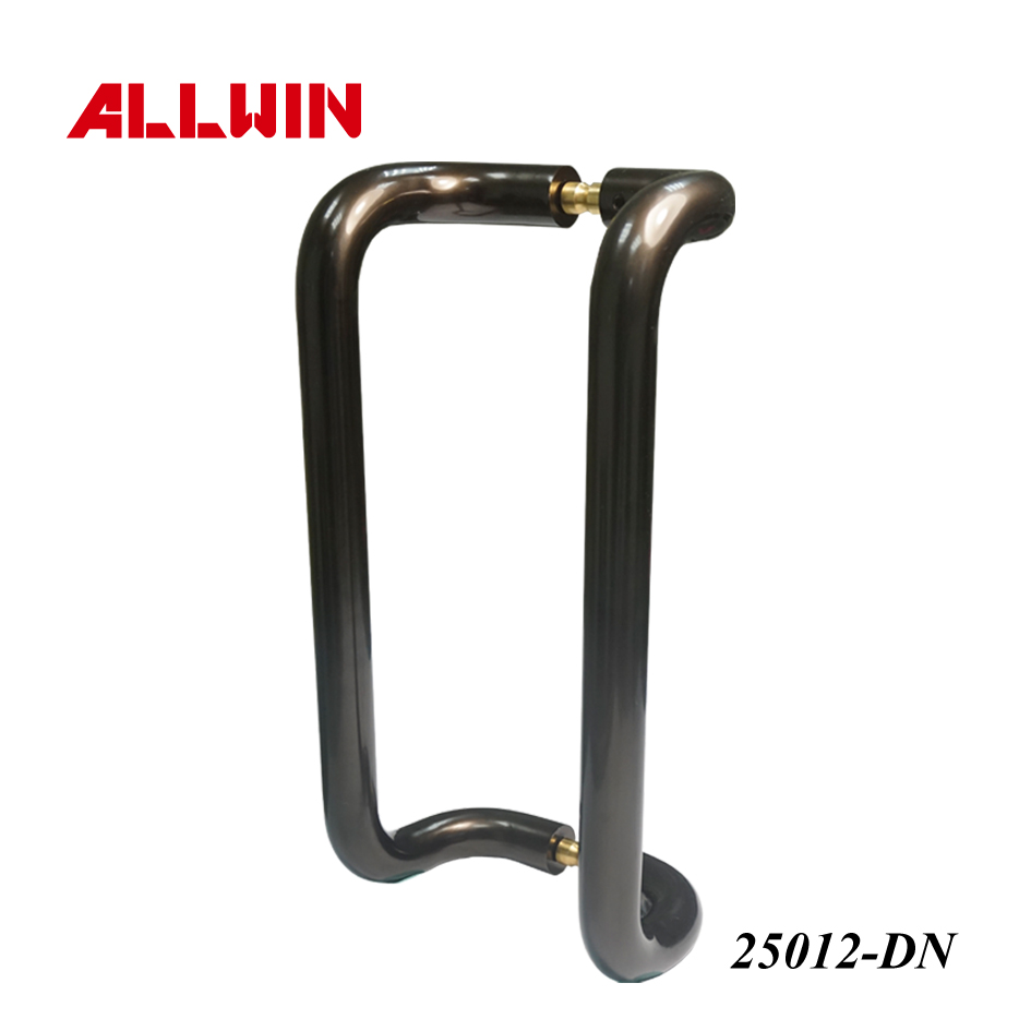 Back to Back ORB Solid Bar Aluminum Push Pull Handle