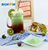 Taiwan Factory Promotional Delicious Green Apple Fruit Tea Powder bubble tea ingredients