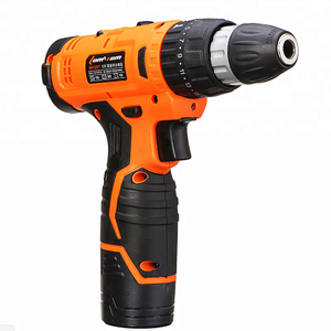 Chinese Power Tools Manufacturer 24V Wood Metal Drilling Work Wireless Lithium Battery Cordless Screwdriver Drill