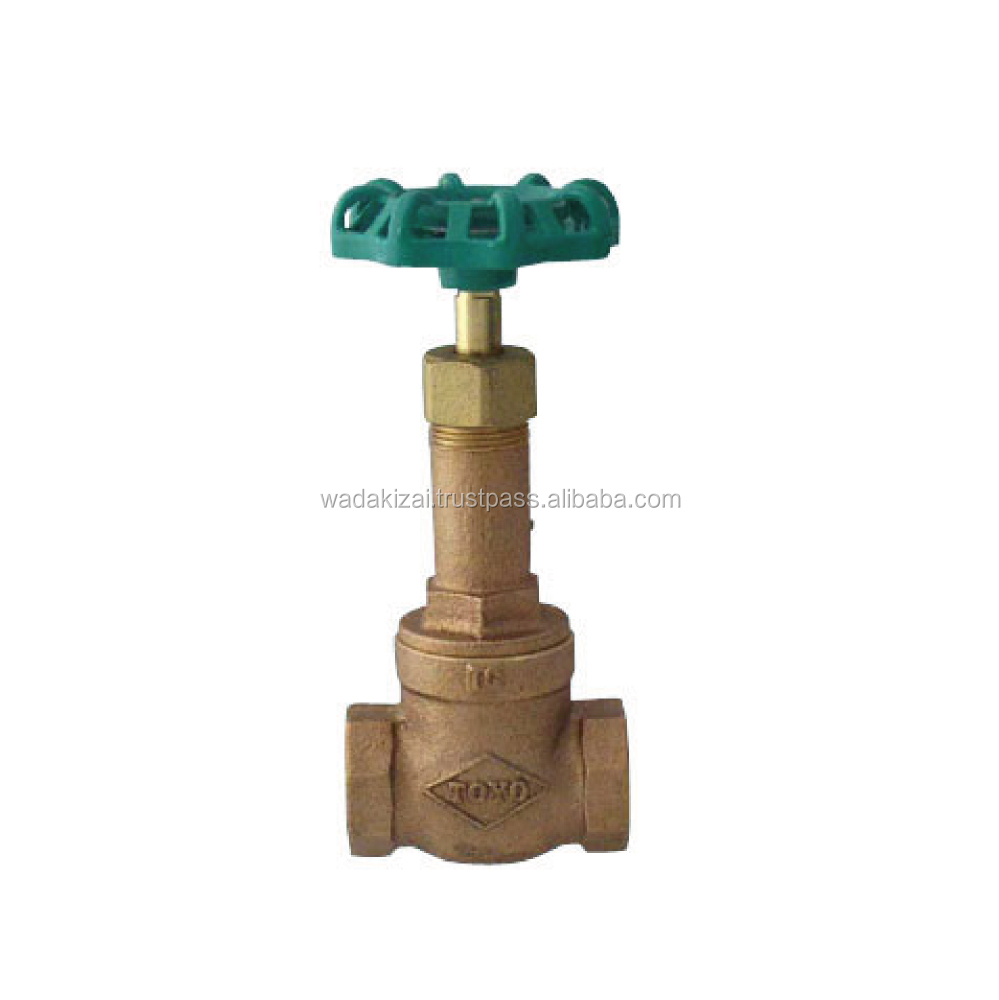 toyo gate valve , The product made from bronze long stem