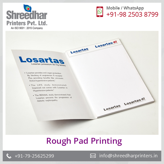 Rough Writing Pad Book Printing Service - Buy Rough Writing Pad Printing  Service,Writing Pad Printing,Printing Service Product on Alibaba com