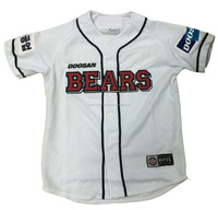Best Sublimation 100% Mesh Polyester fashion baseball & softball wear cheap blank baseball jerseys