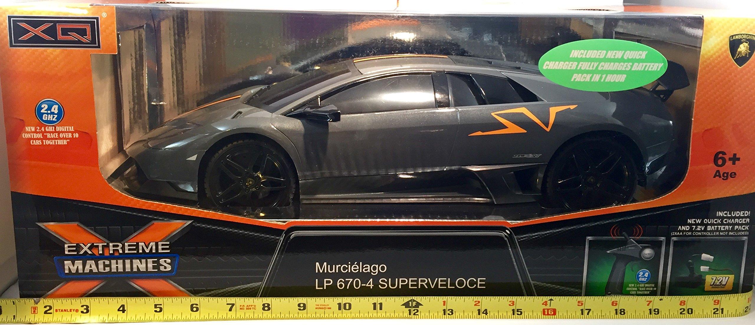 Buy Lamborghini Murcielago Lp 670 4 Superveloce 1 10 Scale Remote