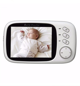2018 Wholesale Factory Price WiFi Wireless 720P Baby Monitor with Two Way Audio